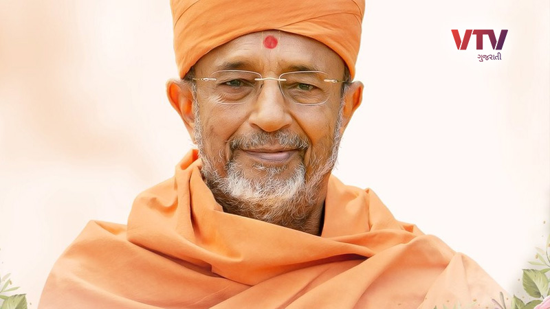 Hariprasad Swami Of Sokhada Passes Away know funeral ceremony