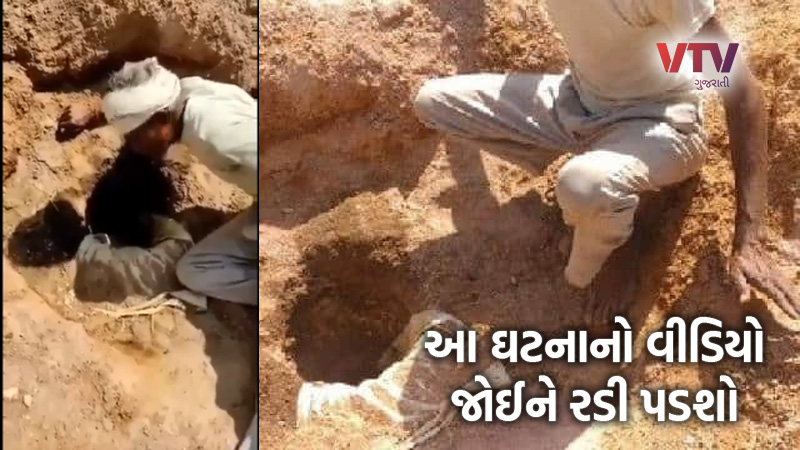 madhya pradesh 3 year old child fell into an open borewell