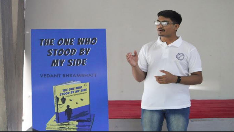 The One Who Stood By My Side novel by Vedant Bhrambhatt