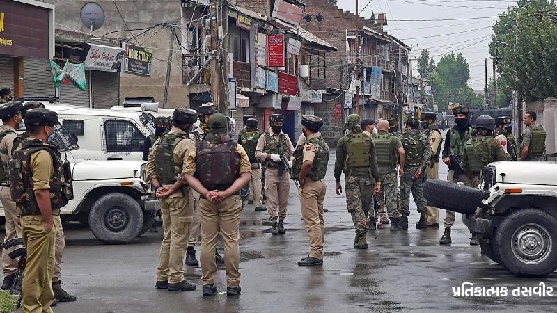 7 terrorists killed in encounter in kashmir, 1 jawan martyred
