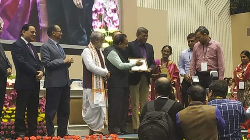 Center government awarded ahmedabad hospital for organ donation