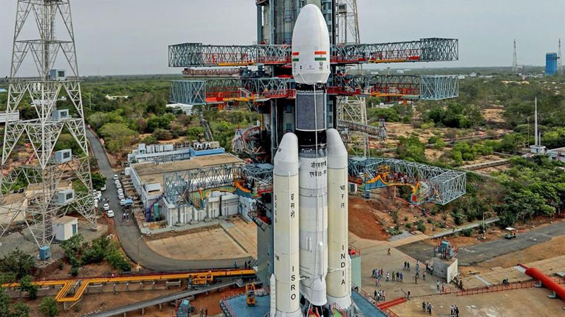Chandrayaan-2 ready for ride to moon, countdown starts