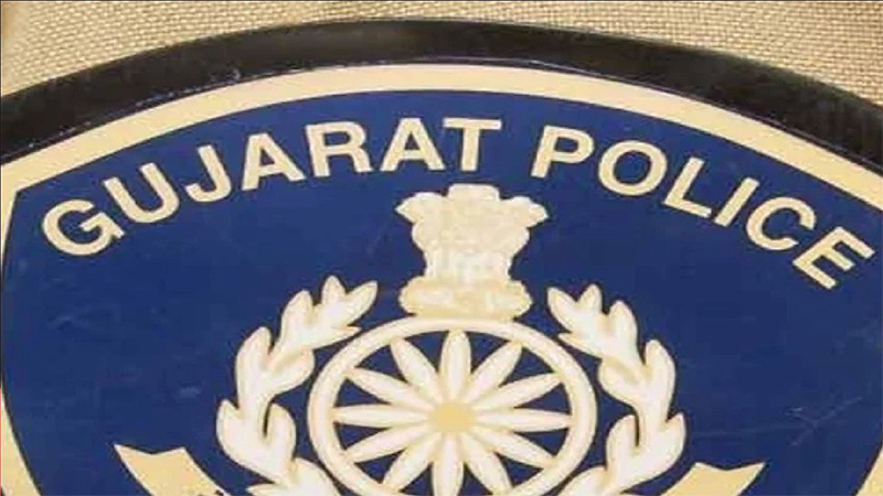 Gujarat Police officers transfer in different city