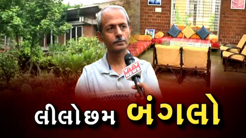 Snehal Patel built 16 thousand square meters forest in Surat