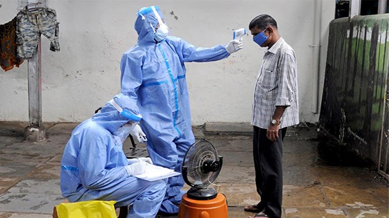 59907 new covid cases in Maharashtra