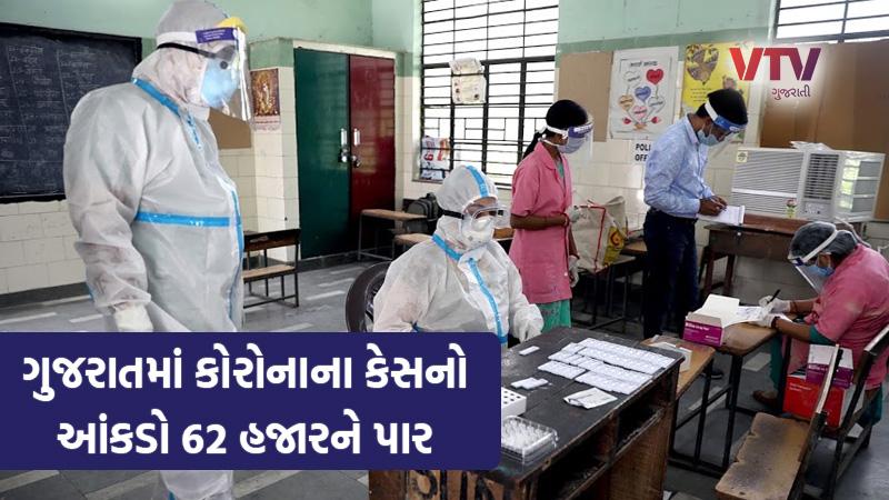 Gujarat health department coronavirus update 1 august 2020 Gujarat