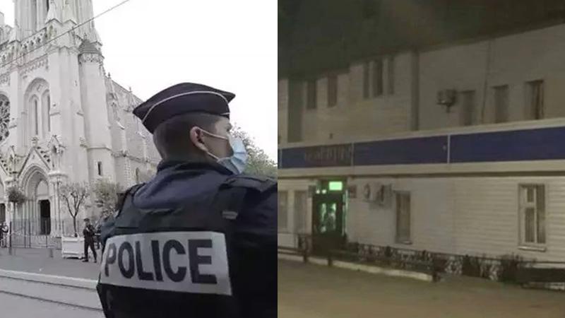 boy Shouted Allahu Akbar In Muslim Majority Russian Region Attacked With Knife Police Shot