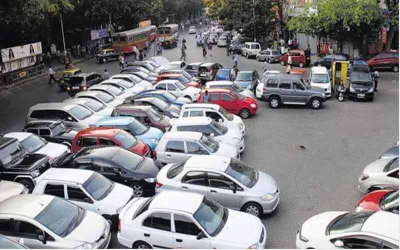 bmc will fine 15000 in no parking zone in mumbai from sunday