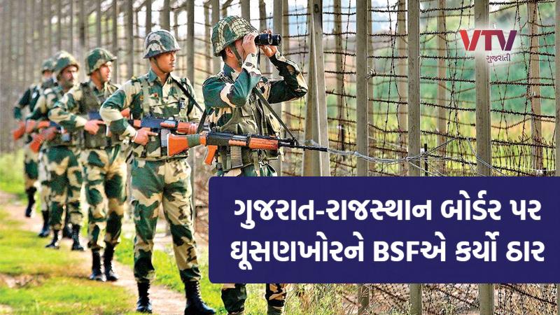 Bsf Killed Pakistani Intruder Enter Rajasthan Border