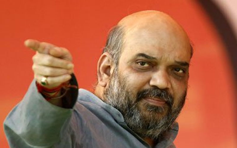 BJP President Amit Shah Said Protest Against EVM Is Insult Of Public Order