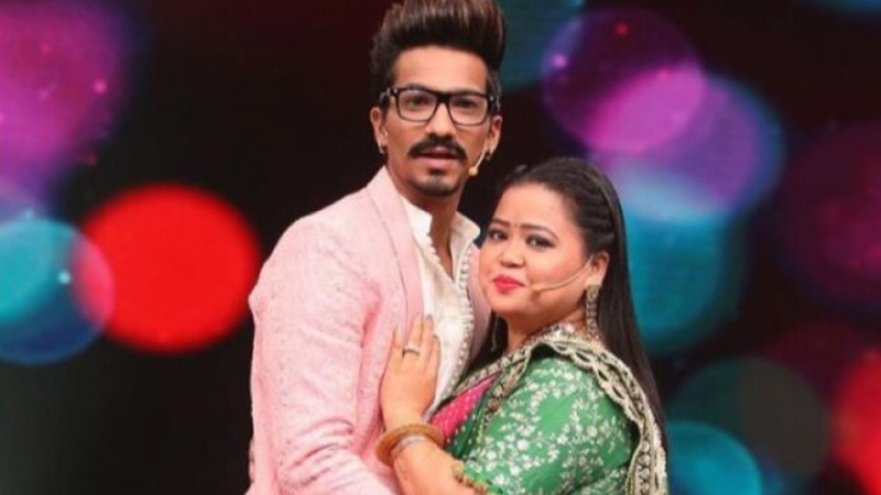 narcotics Control Bureau Conducts A Raid At The Residence Of Comedian Bharti Singh In Mumbai