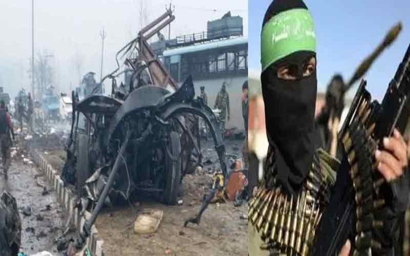 Jaish-e-Mohammad, Islamic State terrorists planning fidayeen attacks in India