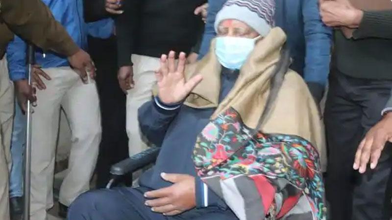 Lalu yadav health update air ambulance Delhi AIIMS