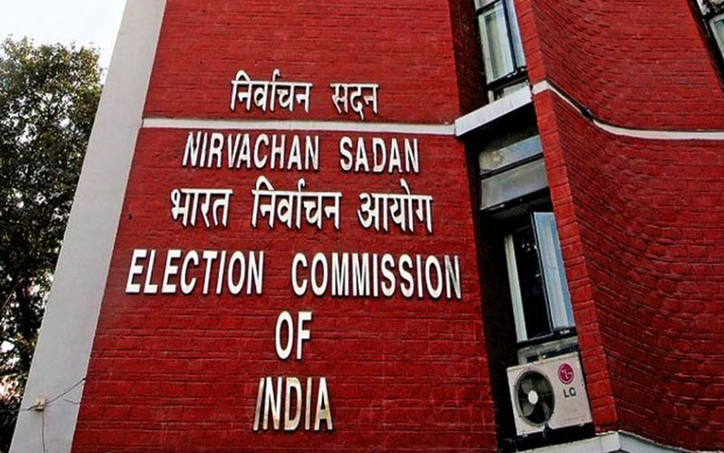 Election Commission of India Presenting the final Election Results 2019