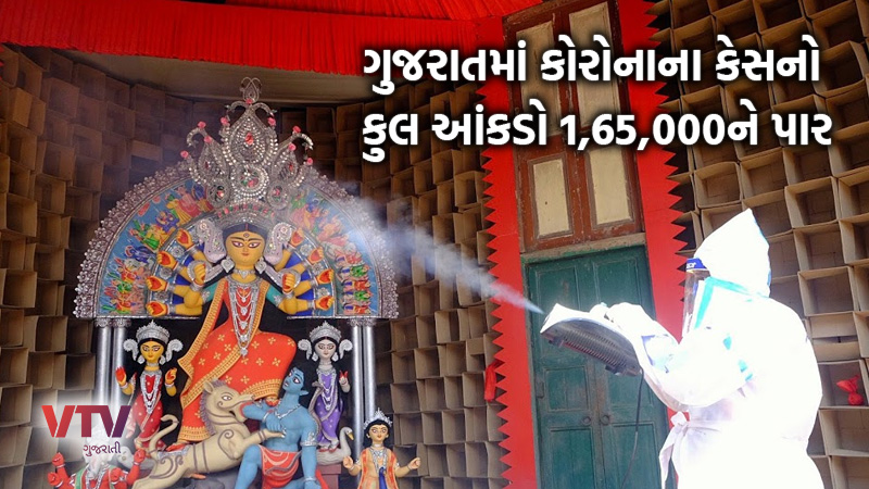 Gujarat health department coronavirus update 23 October 2020 Gujarat
