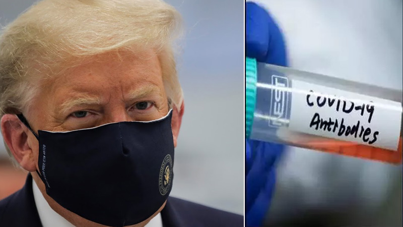 Regeneron Antibody Cocktail Administed On Donald Trump Found More Effective Than Covid-19 Vaccine