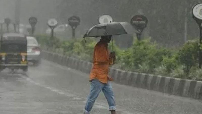 Weather forecast in Saurashtra South gujarat rajkot