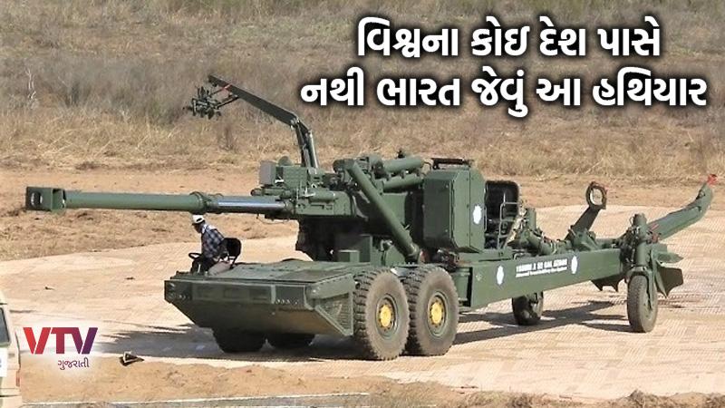 drdo developed indigenous howitzer advanced towed artillery gun system test