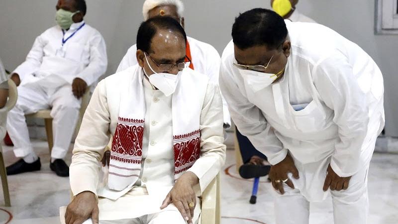 Rajya Sabha Election 2020 : voting started , all eyes on mp gujarat and rajasthan