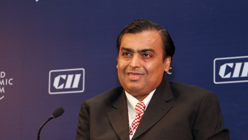 The man became the richest man in Asia by defeating Mukesh Ambani