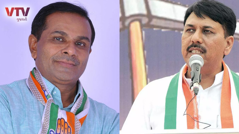 Rajya Sabha Election Gujarat 2020 BJP threaten our MLA said congress leader Amit chavda