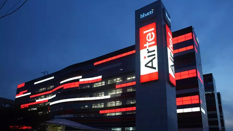 Airtel best 5 prepaid plans unlimited calling and 4G data pack