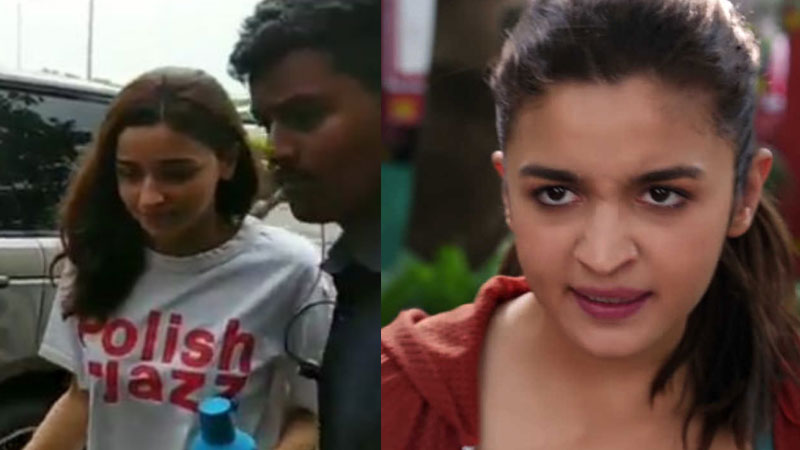 Alia Bhatt Rudely Behave With Her Bodyguards User Gets Criticized