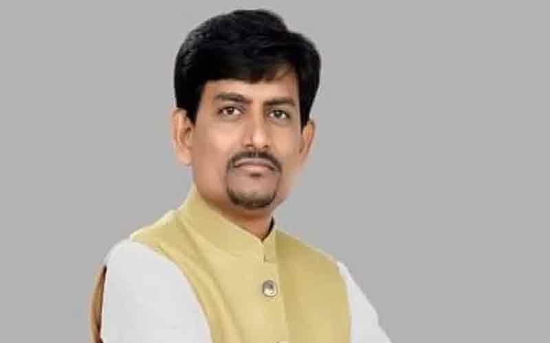 Alpesh Thakor's resumption of joining BJP again
