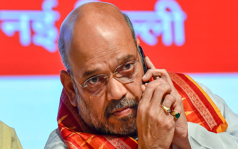 Amit shah called meeting of haryana maharashtra and jharkhand groups ahead of assembly elections