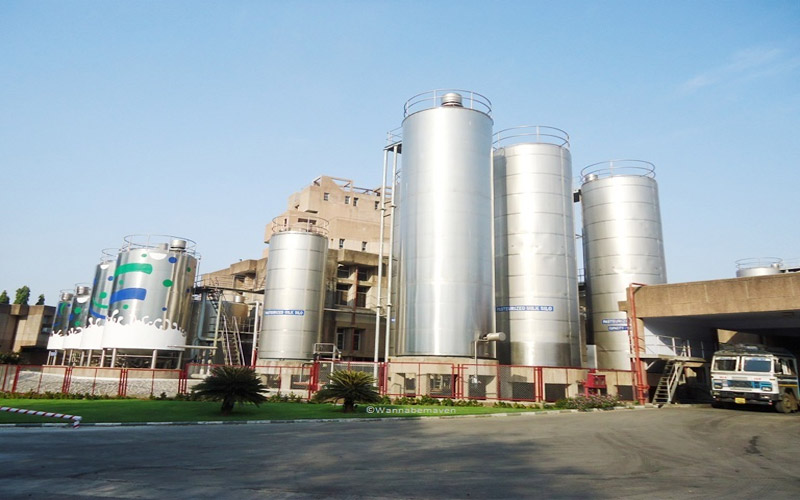 Amul-Dairy-Rs.1200-crores-Will-make-New-plant