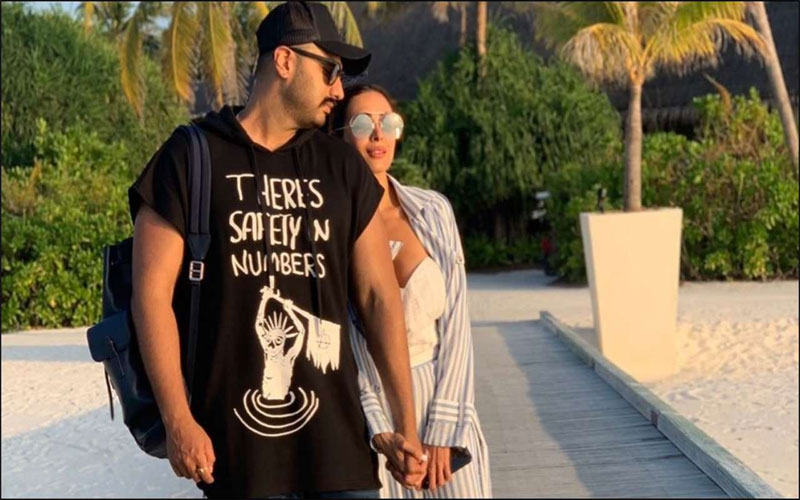 Malaika Arora Confirms Relationship With Arjun Kapoor Shared Vacation Pictures On Instagram