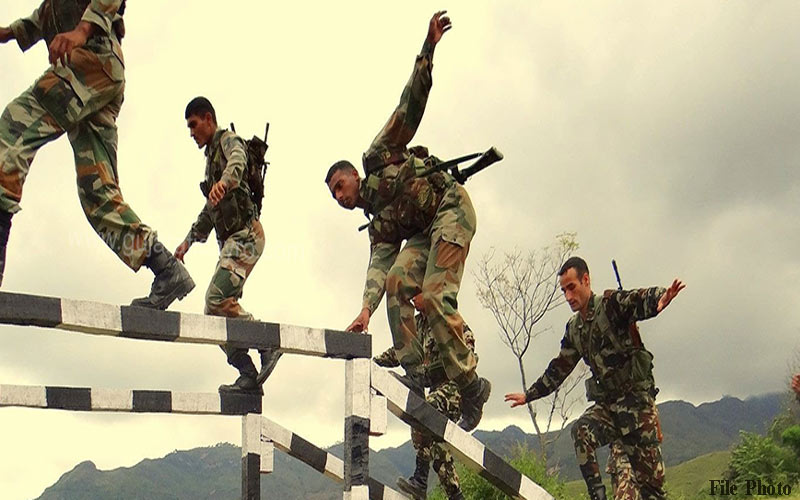 Indian Army Recruitment for different trades, application