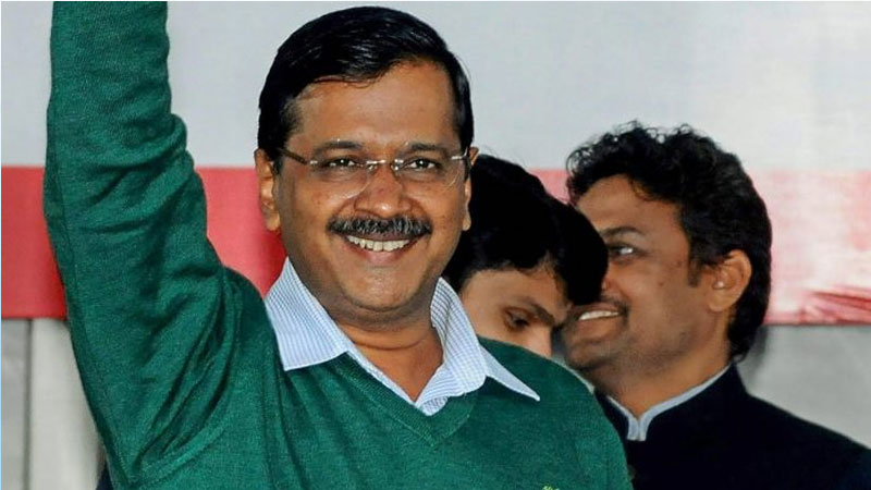 big announcement of kejriwal government in delhi for women six thousand marshals will be posted in dtc and cluster buses