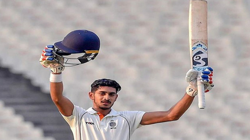 Aryaman Birla suffering from anxiety takes sabbatical from cricket