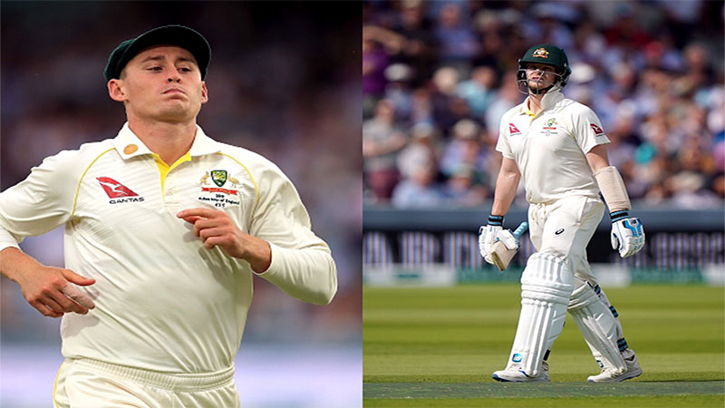 Ashes 2019 Marnus Labuchagne Replace Steve Smith In Lords Test 1st Time In Cricket History