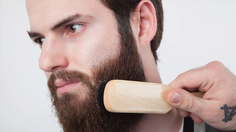 homemade beard wax tips