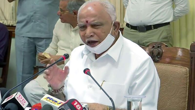 karnataka bs yediyurappa may resign today prahlad joshi and nirani are the frontrunners in cm race