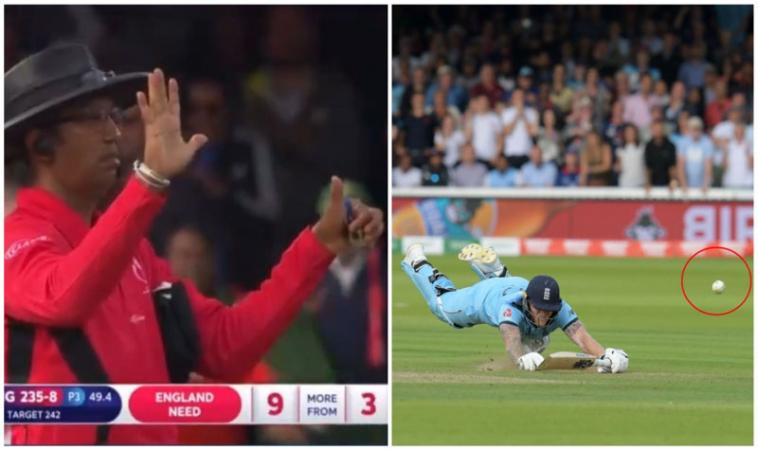 ben stokes asked umpires four overthrows runs world cup 2019 final james anderson
