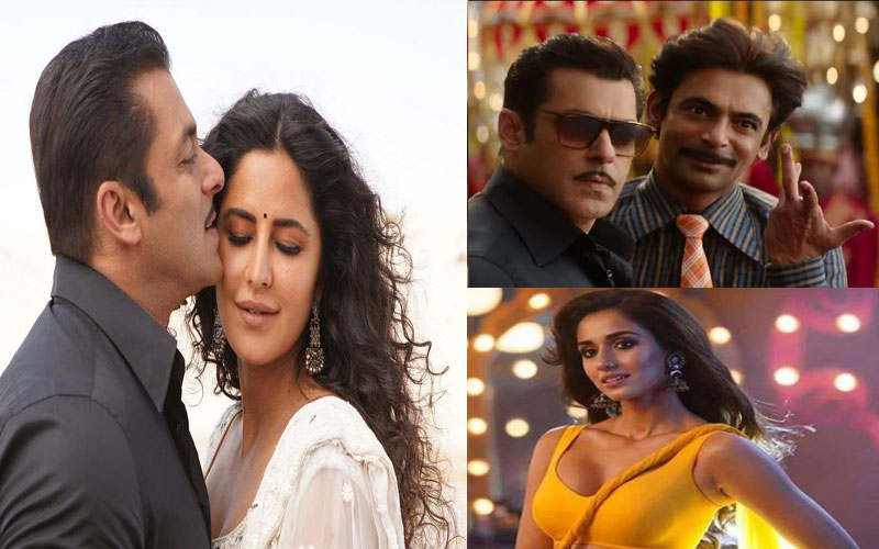 Box Office Collection Of Bharat Film Starrer Salman Khan and Katrina Kaif