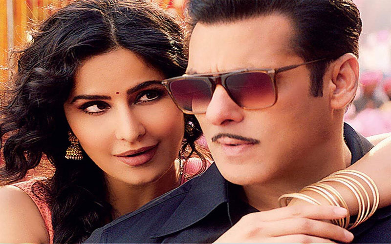salman khan and katrina kaif film earned these much crore in two days