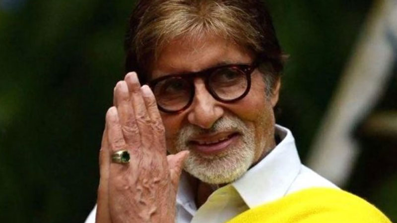 Amitabh Bachchan Apologies To Fans For Not Coming Out