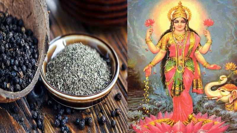 Do these remedies of Black Pepper, Lord Lakshmi Will Impress