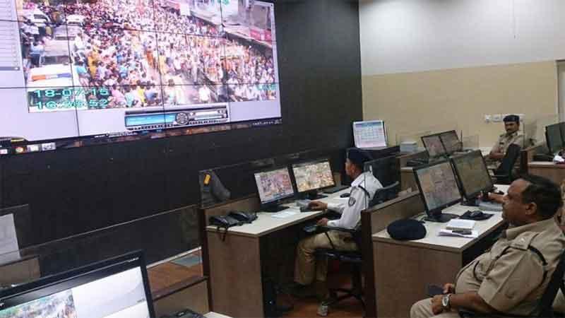 Ahmedabad AMC CCTV Camera l and t scandal