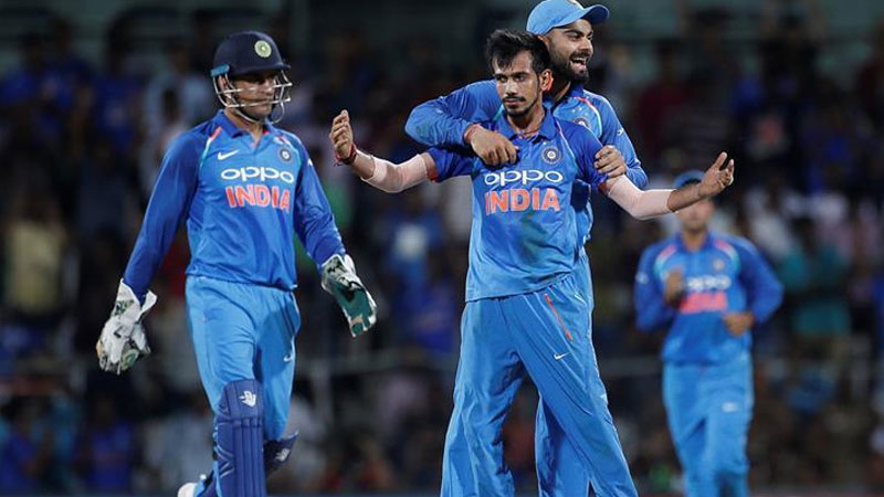 Yuzvendra Chahal Says Struggled To Hold Back My Tears When MS Dhoni Got Out In World Cup