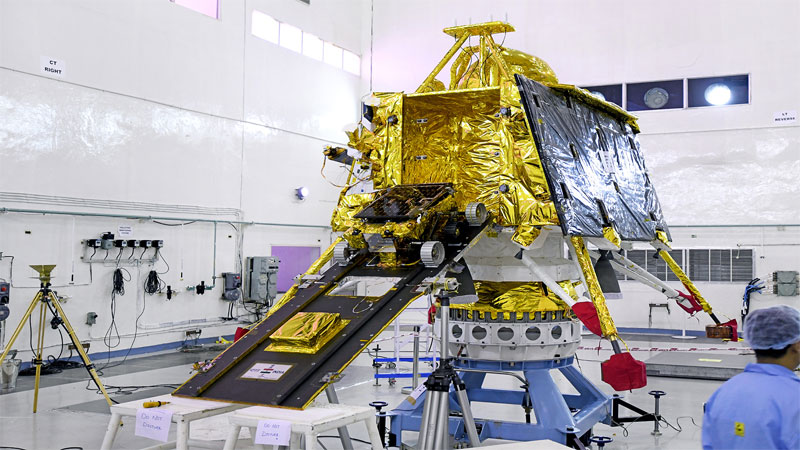 Indian moon mission chandrayaan 2 will launch for priceless helium 3 and water