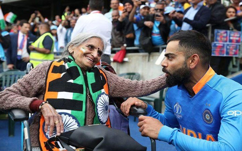 87-year-old cricket-loving granny to be the face of a Pepsi ad campaign