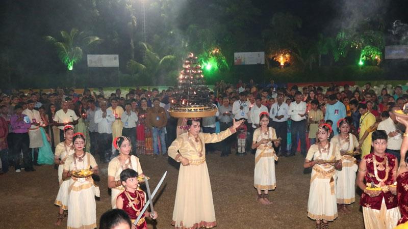 Club UV Navratri Mahotsav in Ahmadabad  of thousands Patidar Will together