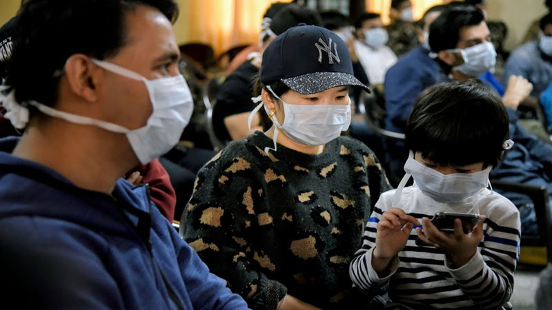 coronavirus chinese citizen trapped wuhan people obedient follow rules