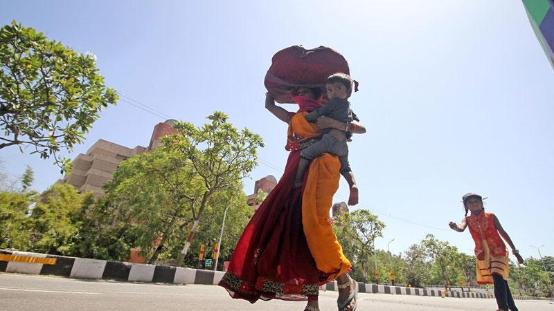 ayodhya women coronavirus positive children delhi uttar pradesh