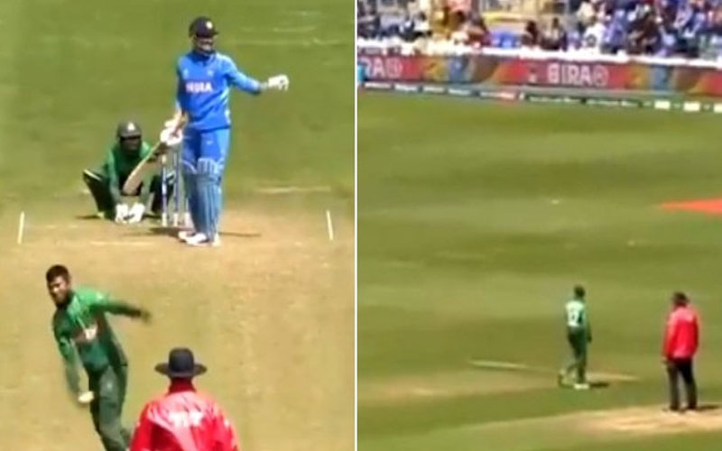 world-cup-2019-ms-dhoni-tried-to-set-the-field-for-bangladesh-icc-cricket-world-cup-2019